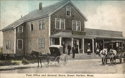 Post Office and General Store