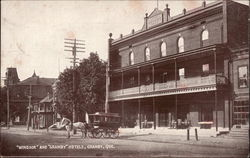 Windsor and Granby Hotels