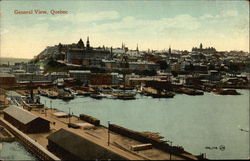 General View, Quebec Postcard
