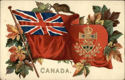 Canadian Flag and Seal