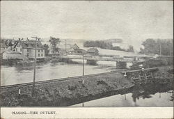 The Outlet Postcard