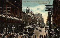 Yonge Street, Looking North from King Street