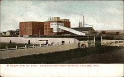 P. Burns and Co. Ltd. Abattoir and Cold Storage
