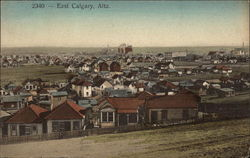 View of East Calgary