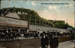 The Derby Racers