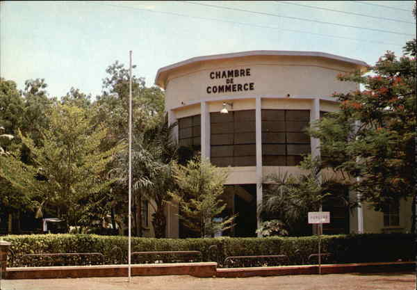 Chamber of Commerce Ouagadougou Burkina Faso Africa