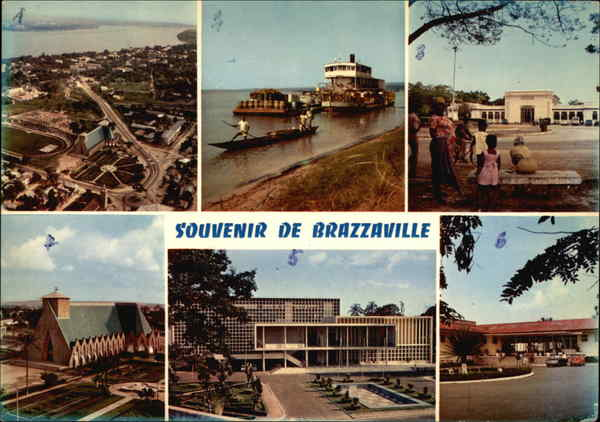 Greetings Brazzaville Republic of the Congo Africa