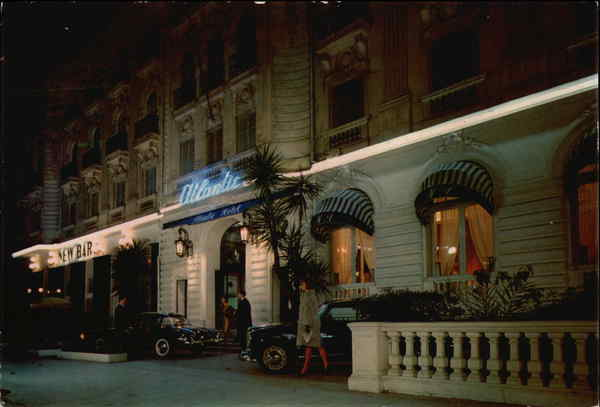 Hotel Atlantic, 12 Boulevard Victor Hugo Nice France