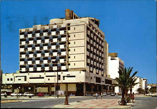 Hotel Les Almohades Tangiers Morocco Africa