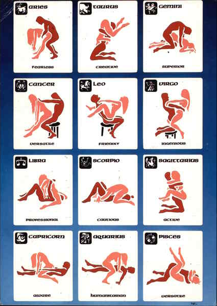 Astrological Sex Positions 67