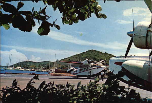 Antilles Airboat Terminal St. Thomas Virgin Islands