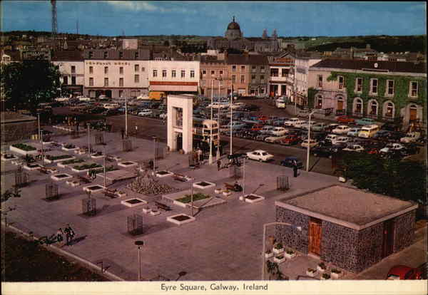 Eyre Square Galway Ireland