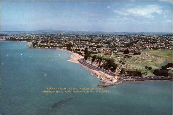 Tamaki yacht club mission bay kohimarama st heliers - Mission bay swimming pool auckland ...
