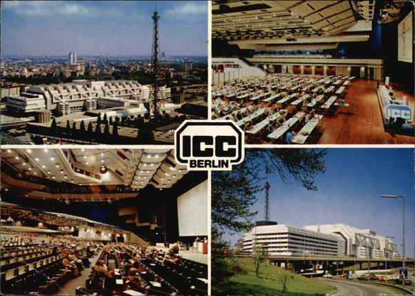 ICC Berlin Germany