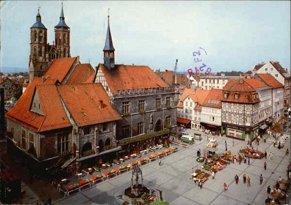 Gottingen Germany  City new picture : Rathaus Town Hall Gottingen, Germany