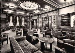 "Library of the French Liner ""Liberte"", Compagnie Generale Transatlantique"