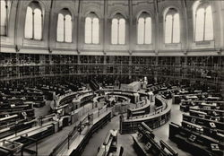 British Museum - The Reading Room