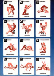 Sexual Position Horoscope