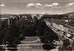 Karl Johansgatan and Royal Palace