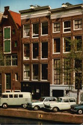 The Prinsengracht with Anne Frank's House
