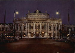 The Old Imperial Theatre by Night