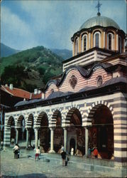 Rila Monastery, Founded in 946 by the Hermit Ivan Rilski