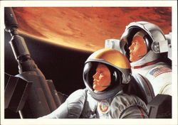 Together to Mars (1986)