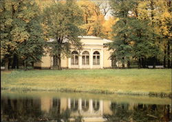 Pushkin, The Catherine Park, The Ballroom Pavilion, 1796