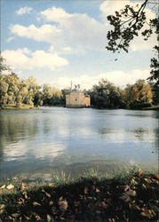 Catherine Park - The Great Pond, Pushkin