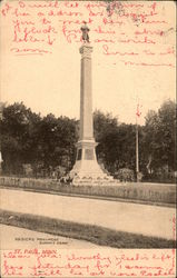 Soldiers Monument, Summit Park