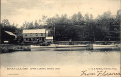 Snipsic Lake - Lower Landing