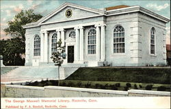 The George Maxwell Memorial Library