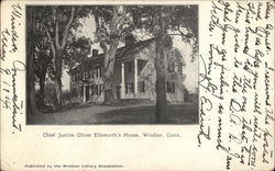 Chief Justice Oliver Ellsworth's House