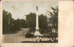 Summit Park - Soldiers Monument