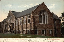 The Library, Mt. Holyoke College