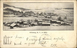 View of Killawog in 1890