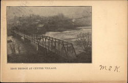 Iron Bridge at Centre Village