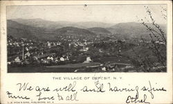 The Village of Deposit