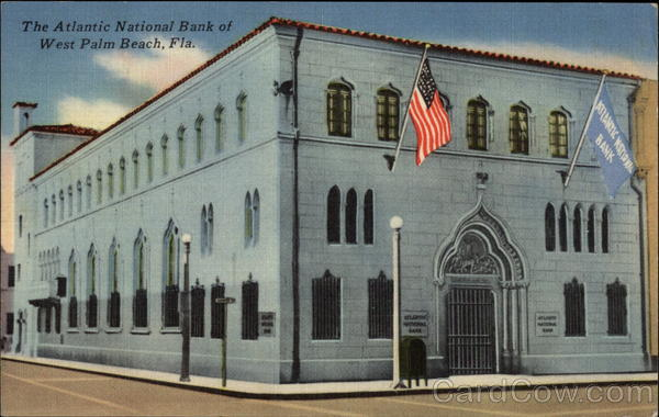 The Atlantic National Bank West Palm Beach Florida