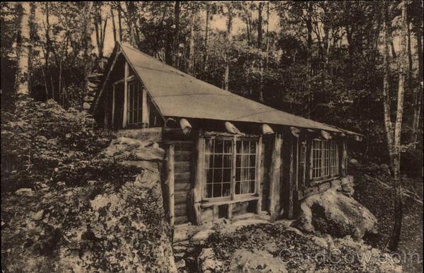 Bayley Cabin Long Trail Lodge Rutland Vt