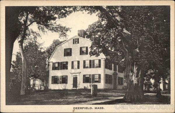 Deerfield, Mass Massachusetts
