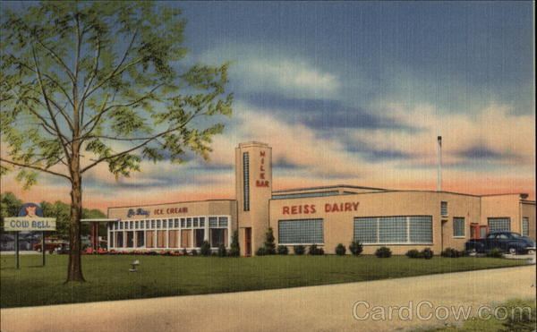 Reiss Dairy Sikeston Missouri