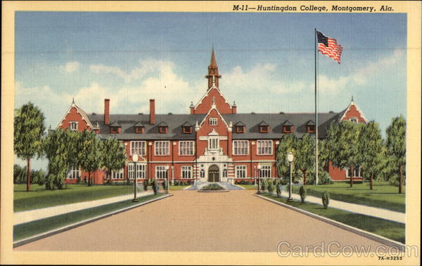Huntington College Montgomery Alabama