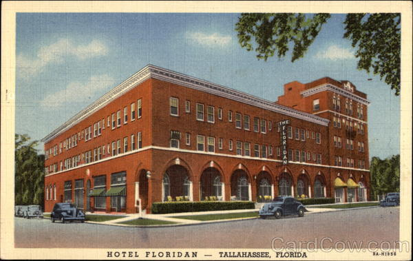 Hotel Floridian Tallahassee Florida