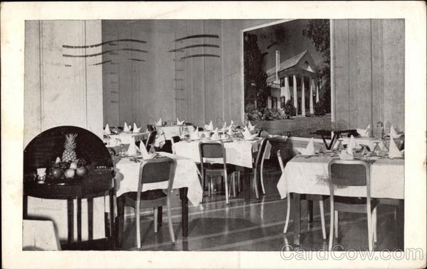 Hotel Cape Fear - Dining Room Wilmington North Carolina