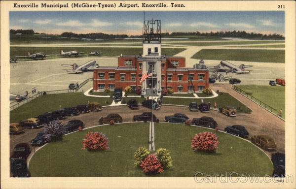 Knoxville Municipal (McGhee-Tyson) Airport Tennessee
