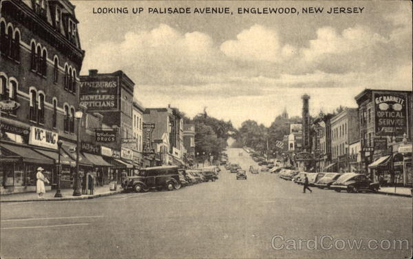 Palisade Avenue Englewood New Jersey