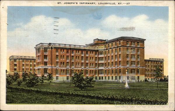 St joseph s infirmary louisville kentucky