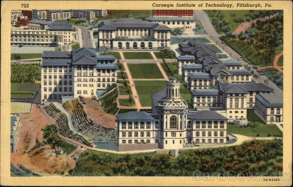 Carnegie Institute of Technology Pittsburgh Pennsylvania