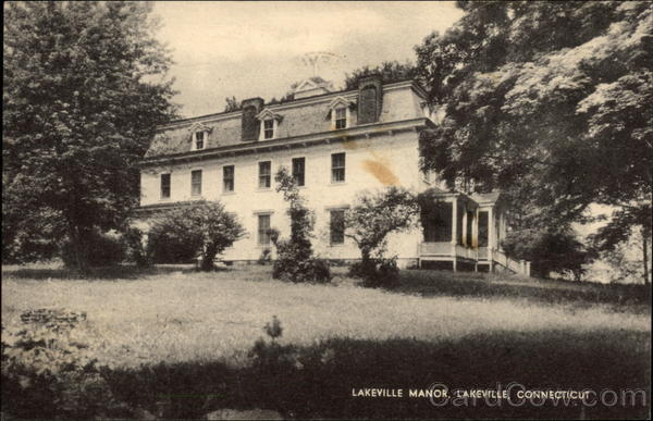 Lakeville Manor Connecticut